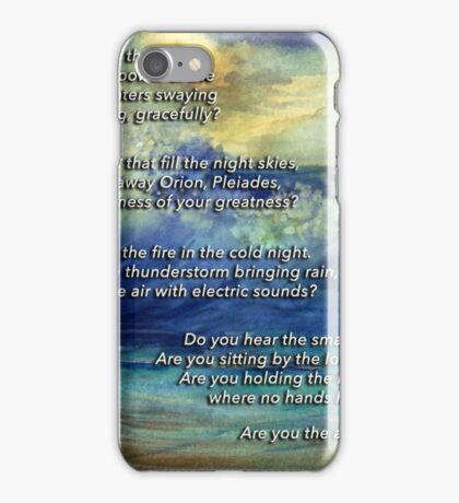 Ocean Express iPhone Case/Skin