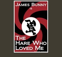 The Hare Who Loved Me Unisex T-Shirt