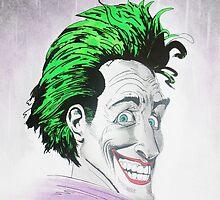 The Joker by ElBloody