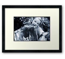 Elf Wish Framed Print