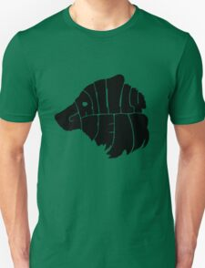 Grizzlybear [Black] T-Shirt