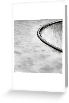 Coping, Barnstaple Skate Park by John Burtoft