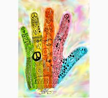 The Hand of Peace Unisex T-Shirt