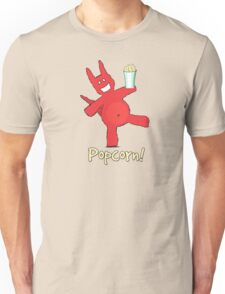 Popcorn! Unisex T-Shirt