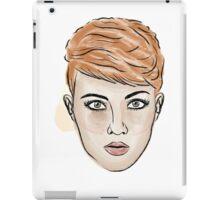 Chloe Howl iPad Case/Skin