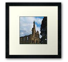 Byland Abbey 5a Framed Print