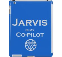 Jarvis is my Co-pilot iPad Case/Skin