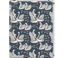 Origami Swans by Andrea Lauren iPad Case/Skin