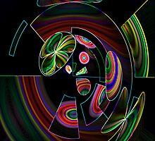 Quixotic Rainbow by Lynda Lehmann