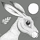 Hare Today by Kerina Strevens