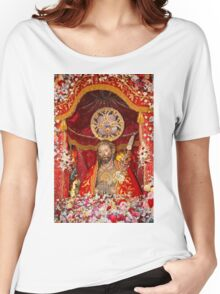 Santo Cristo Women's Relaxed Fit T-Shirt