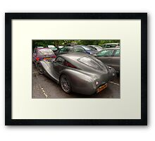 Way too much money Framed Print