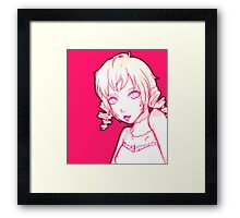 catherine Framed Print