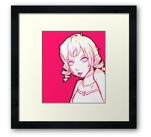 catherine Framed Print