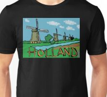 Holland Unisex T-Shirt
