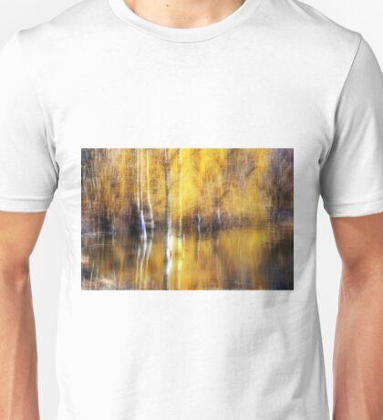 Golden Reflections Unisex T-Shirt