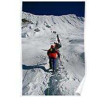 Summit Ahead Poster