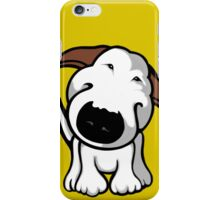 Really? Bull Terrier iPhone Case/Skin