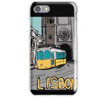 Lisbon iPhone Case/Skin