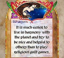 #Pagan - Words to live by by Cleave