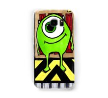 Mike Wazowski from Monsters Inc Samsung Galaxy Case/Skin