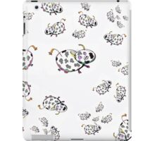 Herd Of Cows? iPad Case/Skin