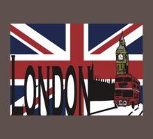 London One Piece - Short Sleeve