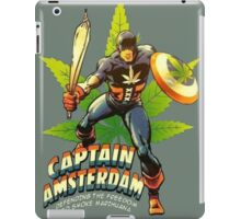 Captain Amsterdam iPad Case/Skin