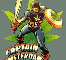 Captain Amsterdam by ElBloody
