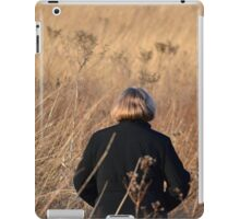 The Golden Intersection iPad Case/Skin