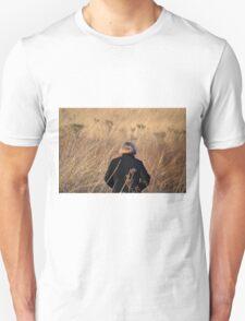 The Golden Intersection Unisex T-Shirt