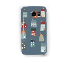 Little Houses Samsung Galaxy Case/Skin