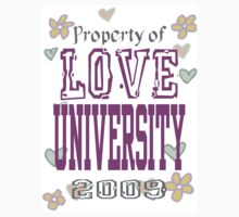 Love University by spaceyqt