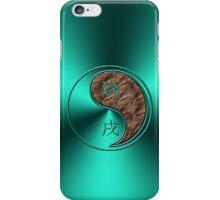 Aquarius & Dog Yang Earth iPhone Case/Skin