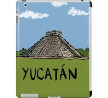 Yucatan iPad Case/Skin