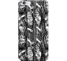 Peek-a-knit iPhone Case/Skin