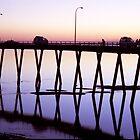 Derby Pier by Joy & Rob Penney