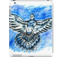 Dove in the Sky iPad Case/Skin