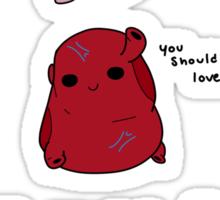 Organs  Sticker