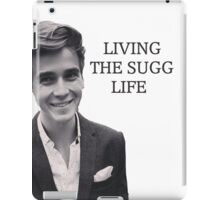 Living the Sugg life iPad Case/Skin