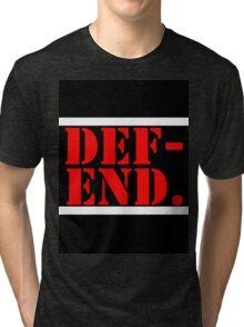 DEF-END Tri-blend T-Shirt