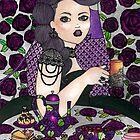 Cherry Varenya by Laura Hutton