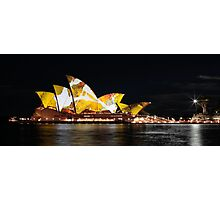 Sydney Opera House, June 2009. Photographic Print