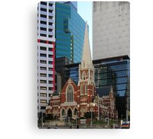 Heritage and New Canvas Print