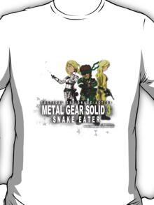 Metal Gear Solid 3 - Snake Eater T-Shirt