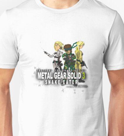 Metal Gear Solid 3 - Snake Eater Unisex T-Shirt