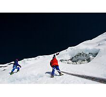 Steep Photographic Print