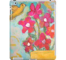 Bird Song iPad Case/Skin