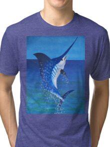 flying striper Tri-blend T-Shirt