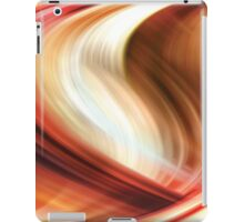 Intertwined Abstract iPad Case/Skin